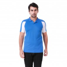 Color Block Regular Fit Casual/Sports Polo Tshirt