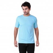 Sky Blue Regular Dri Fit Round Neck Tshirt