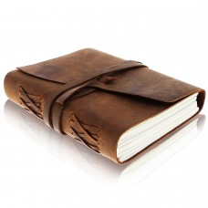 The Moon Star Leather Journal