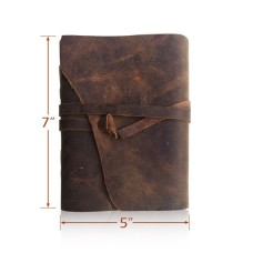 The Crazyhorse Leather Journal