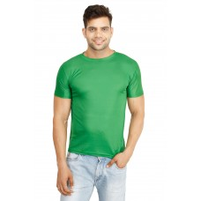 Green Regular Dri Fit Round Neck Tshirt