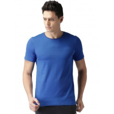 Royal Blue Regular Dri Fit Round Neck Tshirt