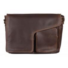The Hex Laptop messenger bag