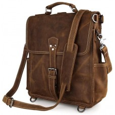 The Howler Leather Backpack