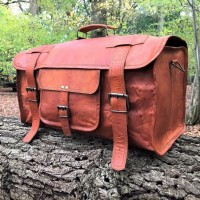 Kabir Singh Travel Genuine Leather Bag