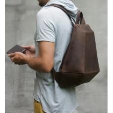The Stranger Leather Backpack