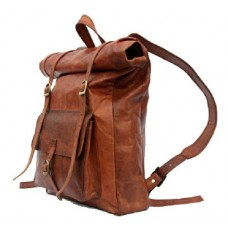 The Ranger Travel Leather Backpack