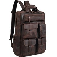 The Max Leather Backpack