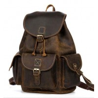 The Roxy Backpack Leather